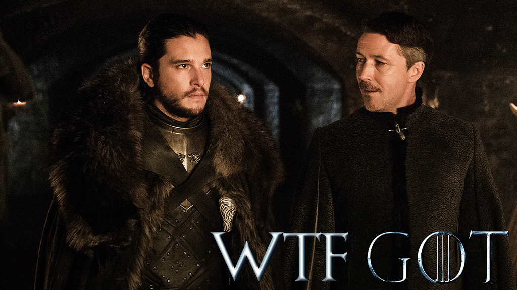 Podcast: WTF, Game of Thrones?! Ep. 2 – Best Laid Plans