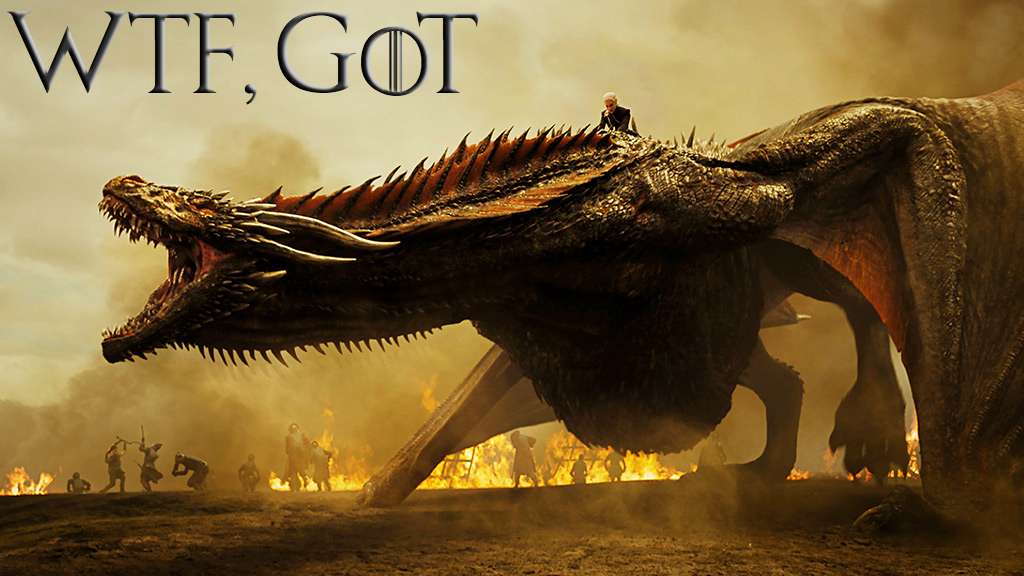 Podcast: WTF, Game of Thrones?! Ep. 4 – Field of Fire 2.0