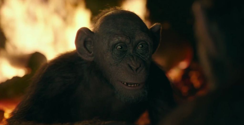 2 NEW War for the Planet of the Apes TV Spots Released!
