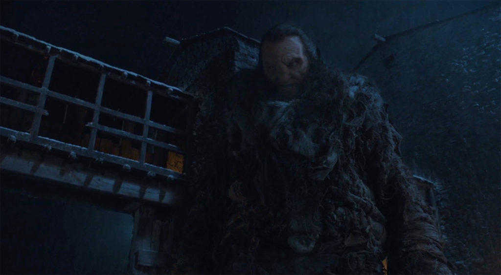 Wildling Giant Game of Thrones