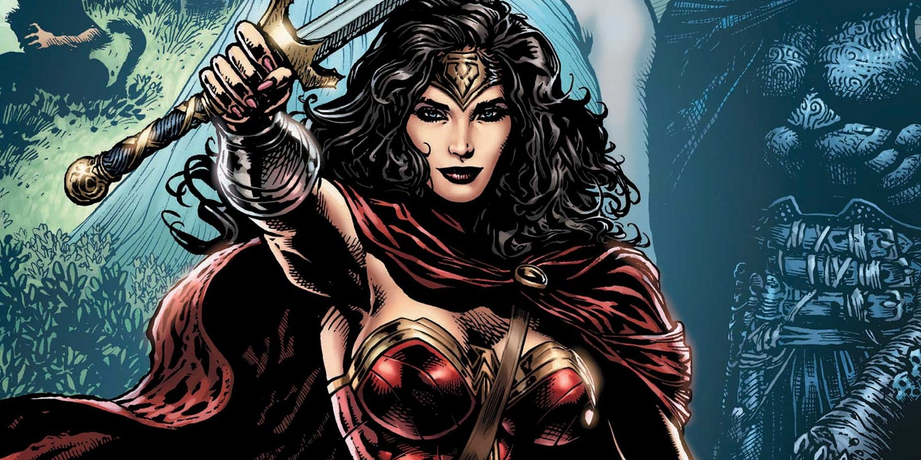 Shea Fontana Taking Over Writing Duties on Wonder Woman