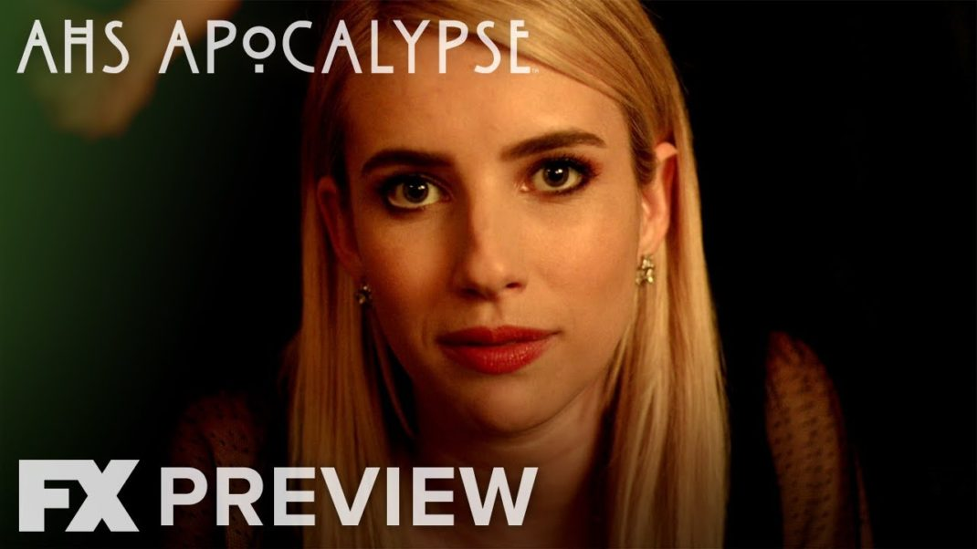 FX releases AHS: Apocalypse trailer and we are ready for the end...