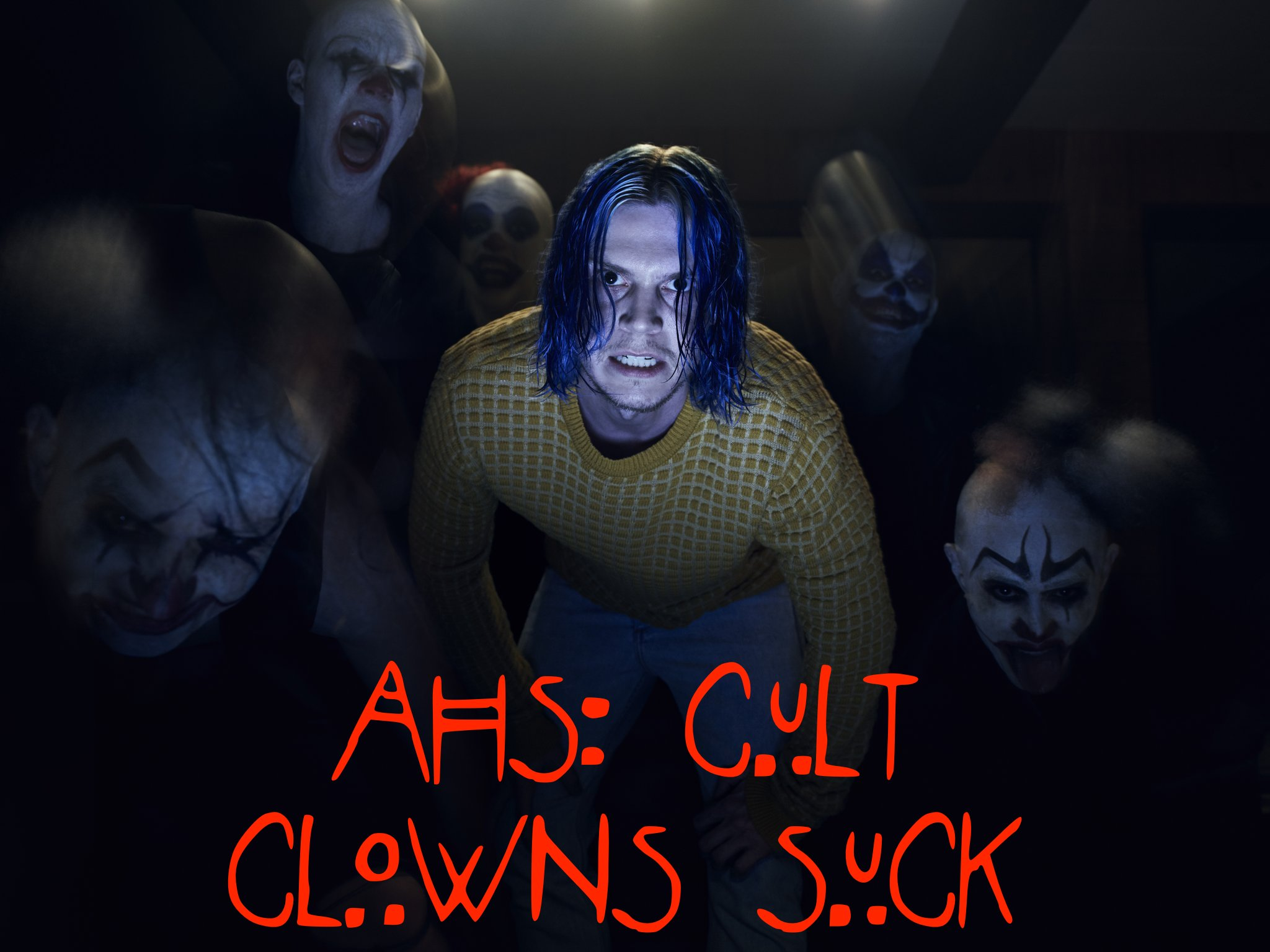 Clowns Suck! An American Horror Story: Cult Podcast, Eps 5-6