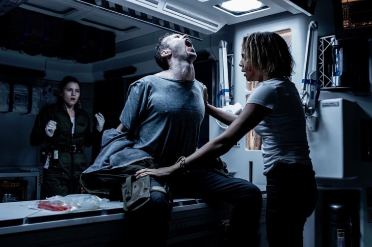 Alien: Covenant Red-Band Trailer Delivers All the Nopes!