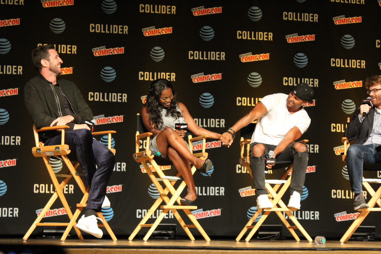 NYCC 2017: Geeking Out with Bilquis from American Gods