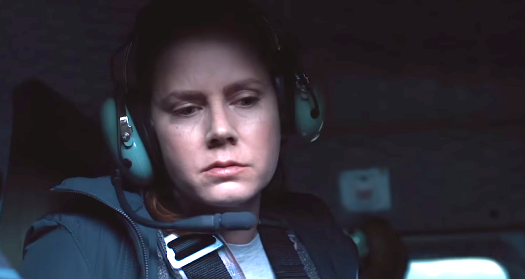 Amy Adams Makes Alien Contact In New 'Arrival' Trailer