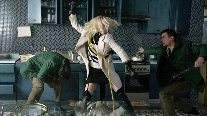 Movie Review: Atomic Blonde is a Killer Sexy Spy Flick