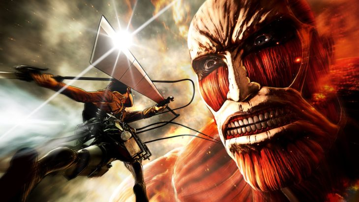 Andy Muschietti Tapped for Attack on Titan Film