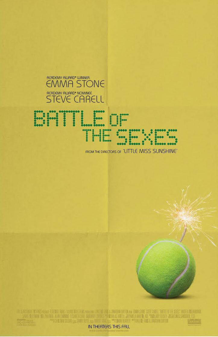 New Battle of the Sexes Trailer Shows Billie Jean King at Her Finest!