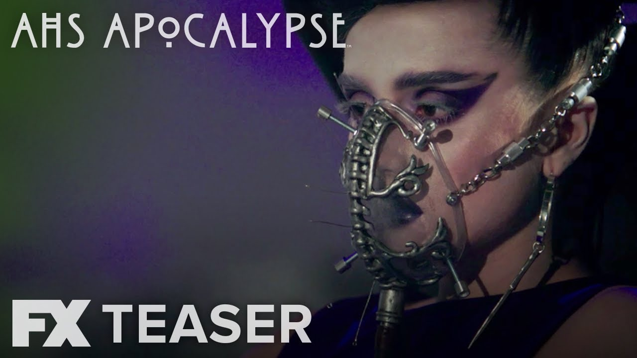 Just Breathe in the New AHS: Apocalypse Teaser