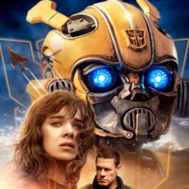 Brand new poster for Bumblebee from Paramount Pictures