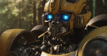 Check out the new trailer for Paramount Pictures' Bumblebee