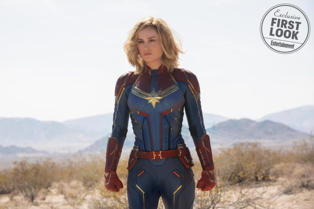 New Photos from Captain Marvel Released
