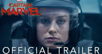 The First Captain Marvel Trailer is Here!