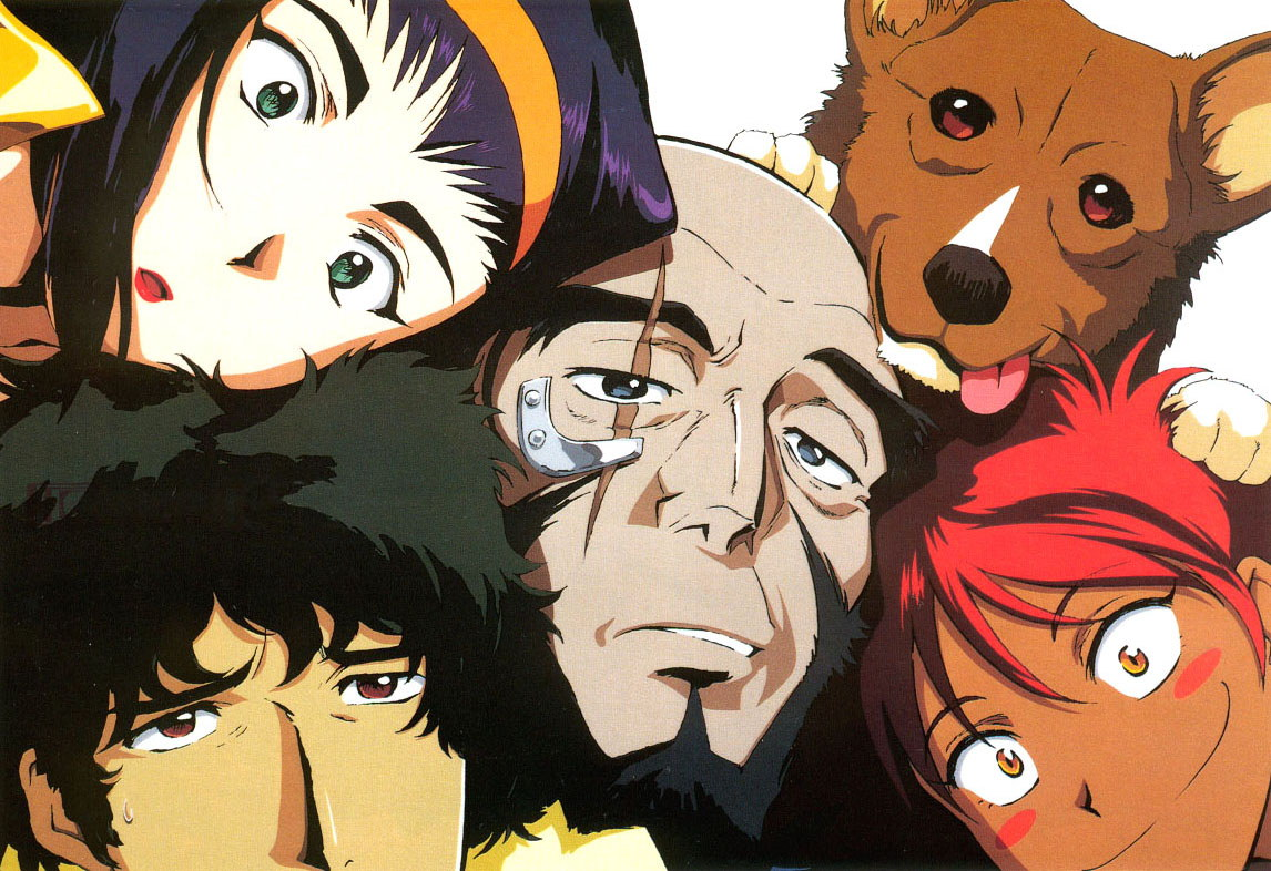 Cowboy Bebop Could be Getting a Live-Action TV Adaptation