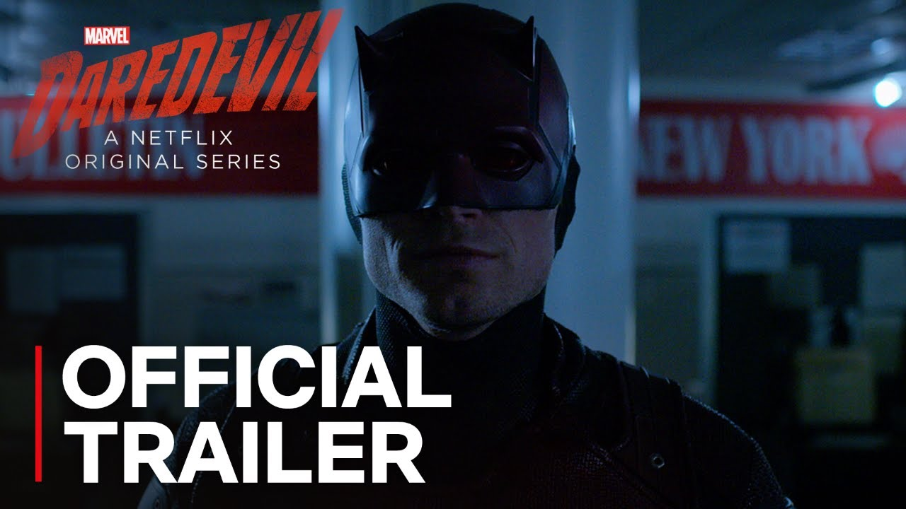 The Daredevil has been unleashed in new trailer