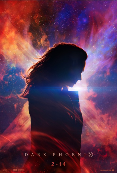 Check out the brand new trailer for Dark Phoenix starring Sophie Turner from 20th Century Fox