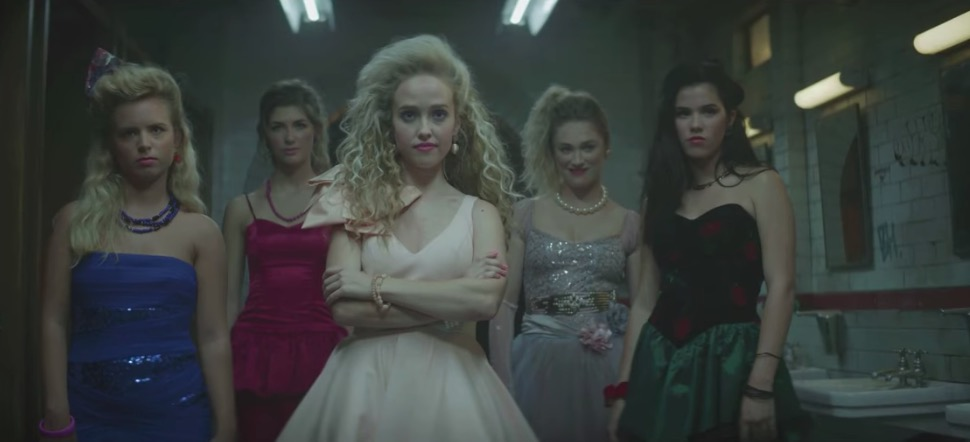 Revisit the '80s in the new SYFY teaser for Deadly Class