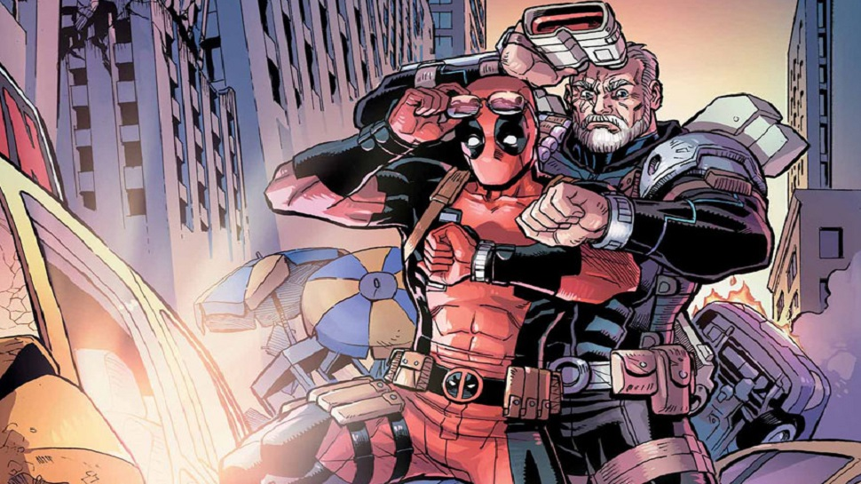 Josh Brolin is Going to Play Merc's Buddy Cable in Deadpool 2