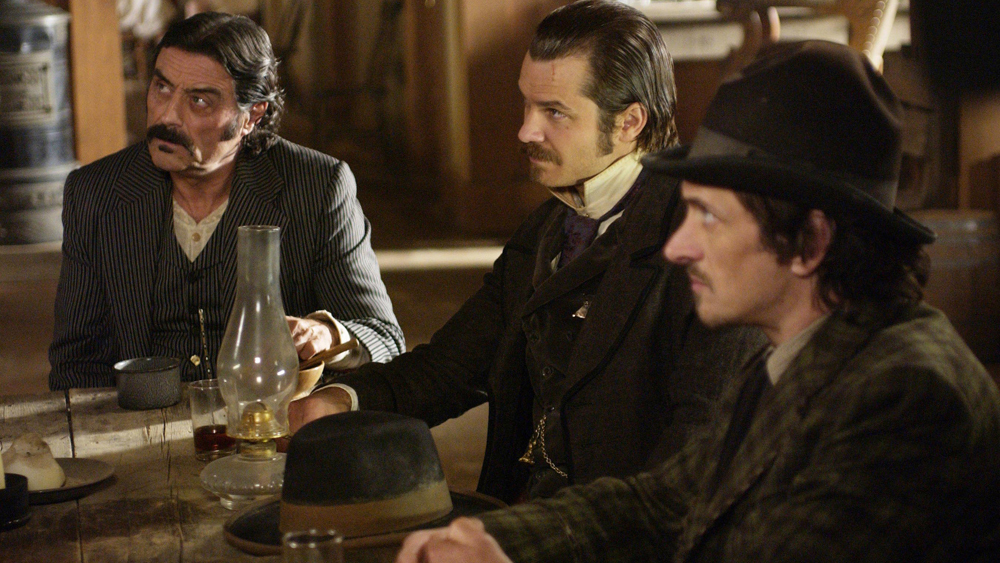 Hold Your Horses! The Deadwood Film is Happening!
