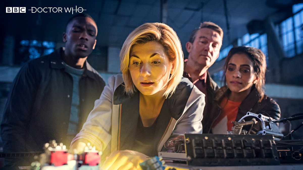 Doctor Who Finally Reveals Premiere Date