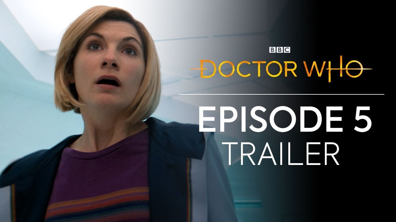 Watch the New Doctor Who Episode 5 Trailer!
