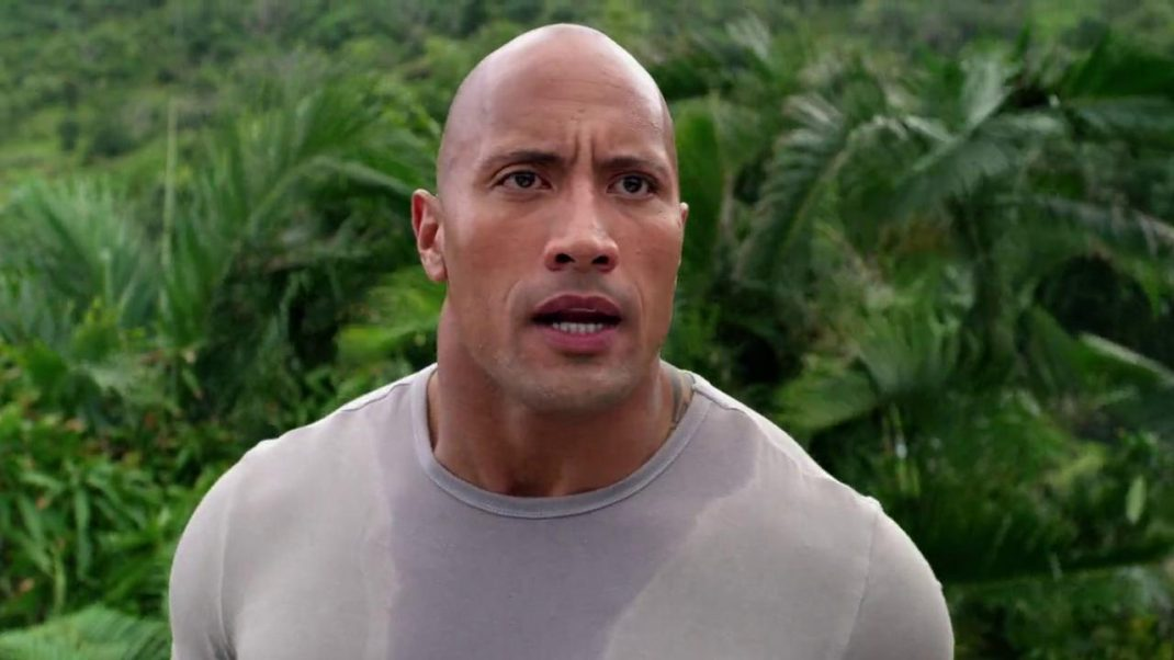 It 39 s official dwayne johnson is doc savage welcome to for La roca film