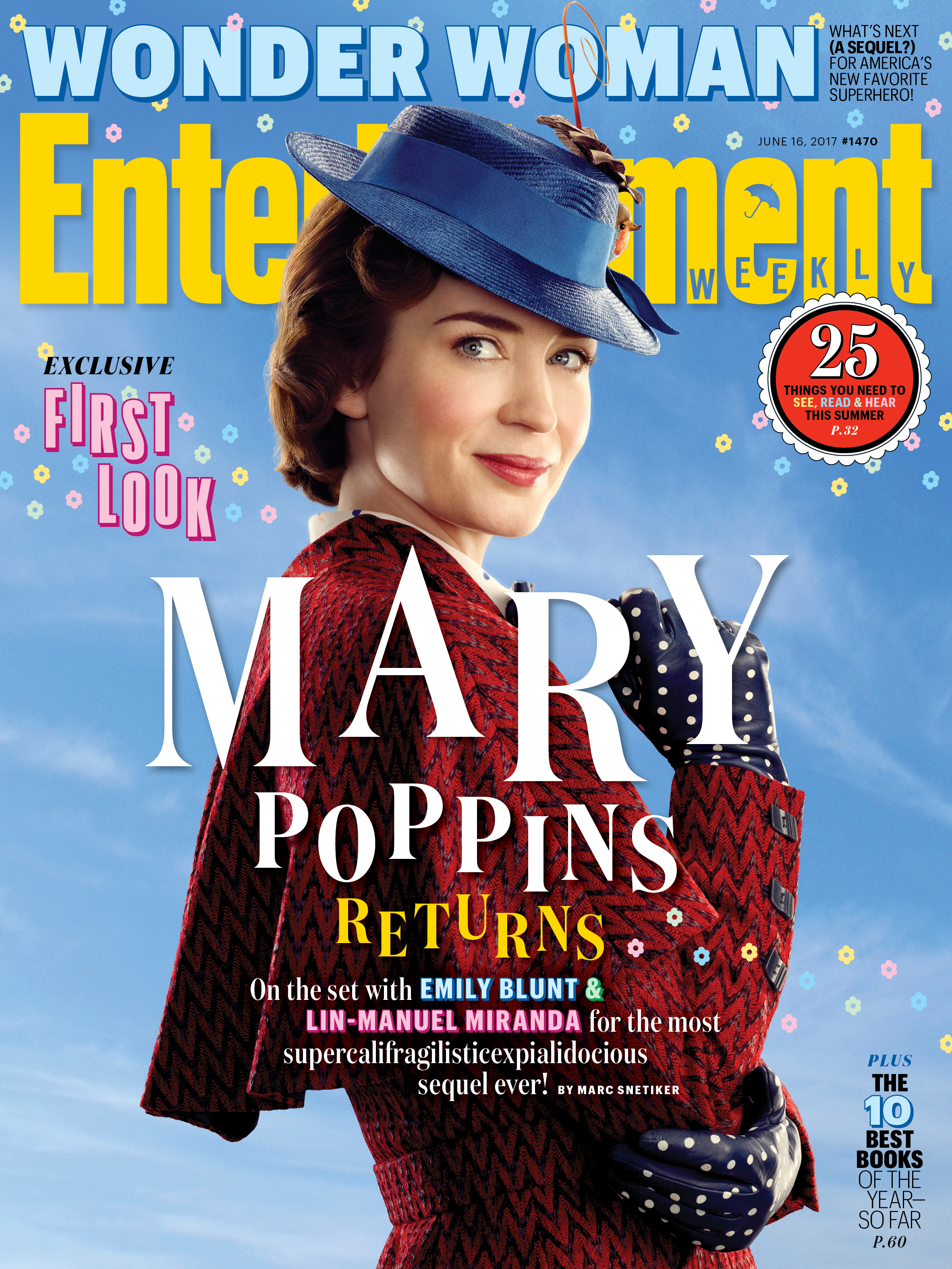 Take a Look Inside Disney's Mary Poppins Returns
