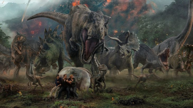 Fandango Giveaway: Jurassic World: Fallen Kingdom Heads to FandangoNOW
