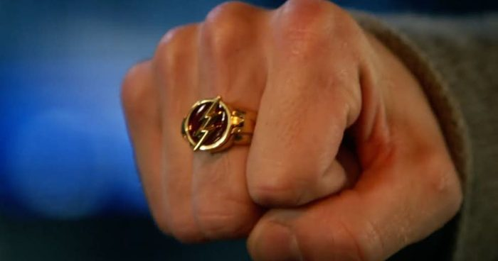 Barry's New Ring