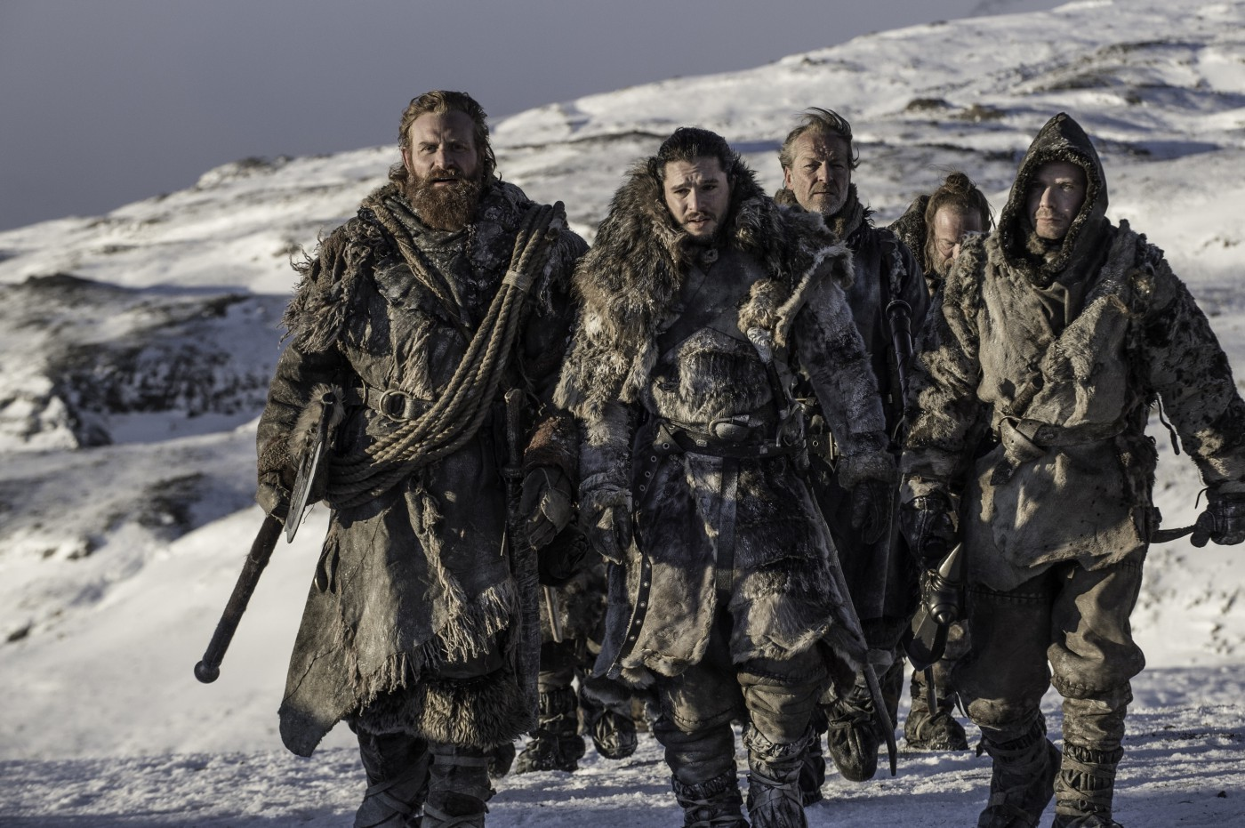 HBO Released New Game of Thrones Photos and Now We Have Anxiety