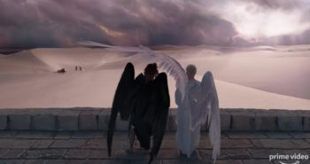 Check out the new NYCC teaser trailer for the Amazon Prime series Good Omens