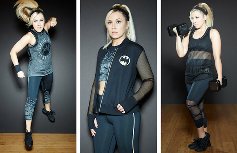 Work Out Like a Hero with Her Universe's DC Activewear Line