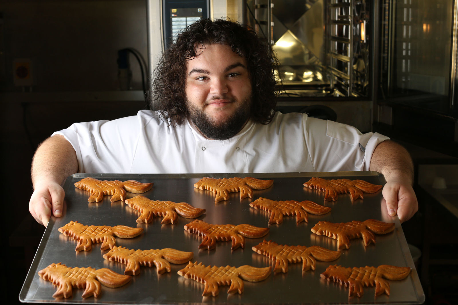Hot Pie has His Own Bakery, 'You Know Nothing John Dough'