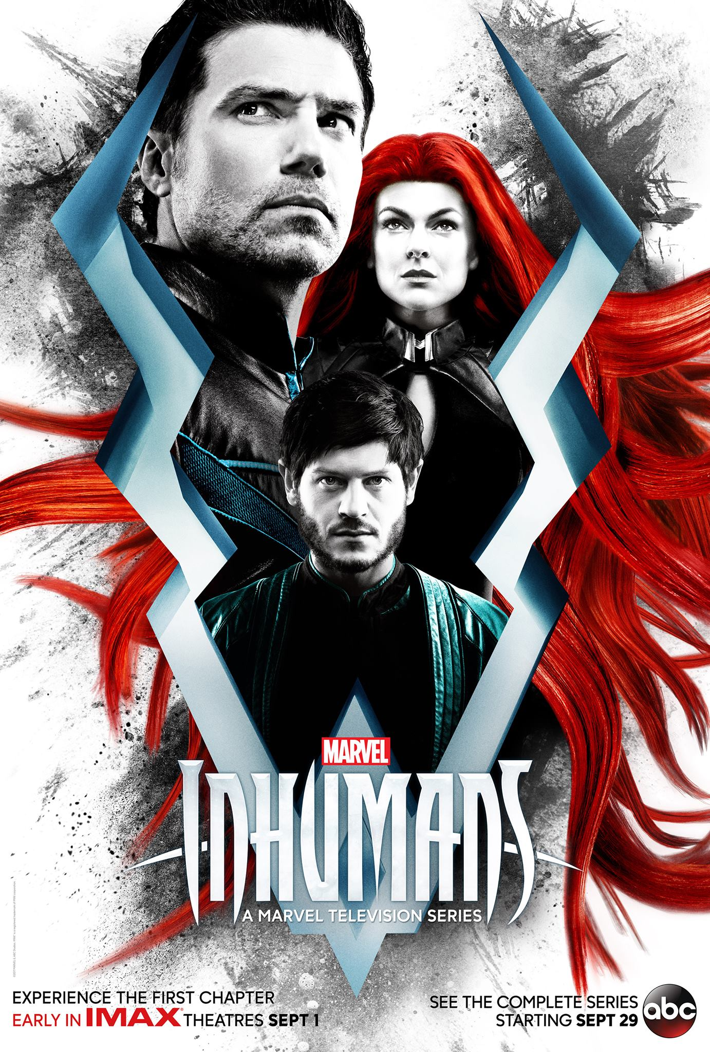 Marvel's Inhumans Releases Poster, TV Premiere Date