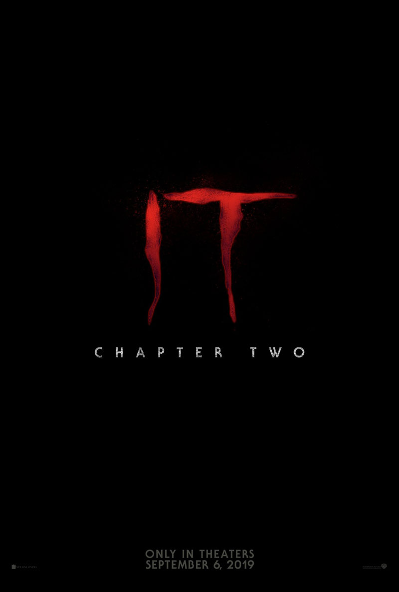 IT: Chapter Two Poster Teases ITs Return