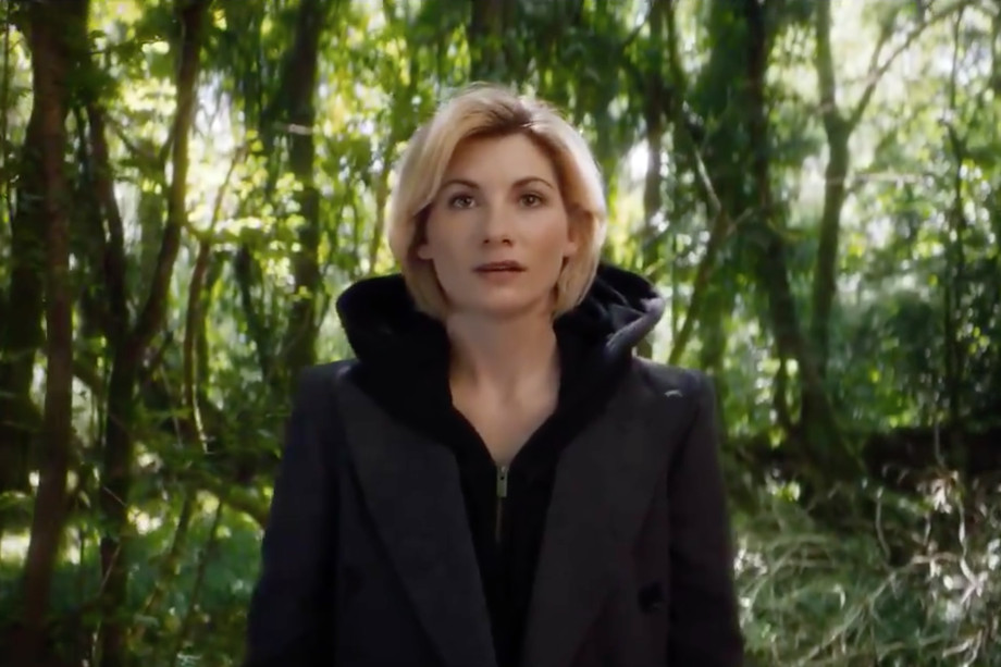 Jodie Whittaker is Lucky Number 13 in Doctor Who!