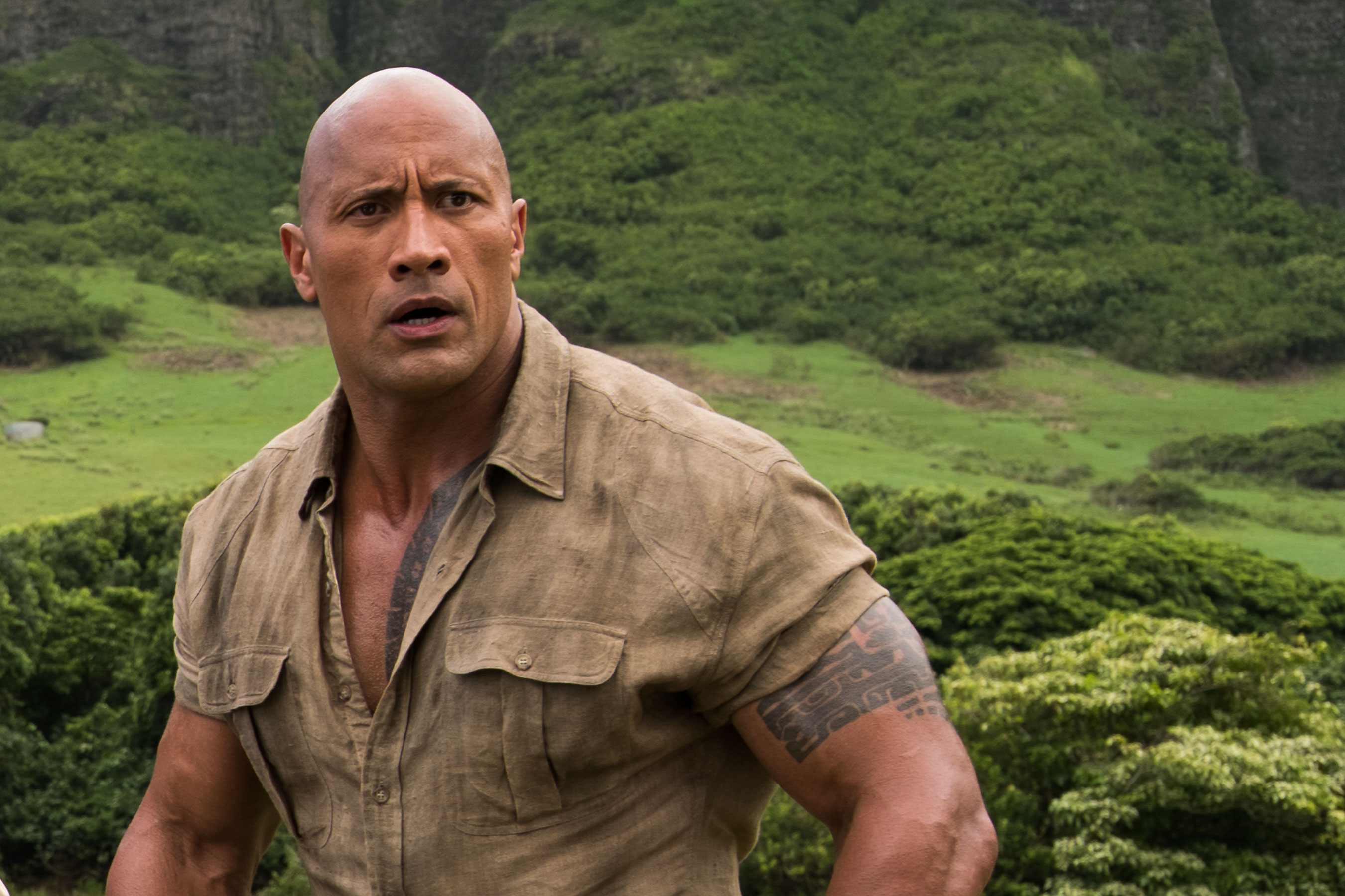 Dwayne Johnson Joins Cast of The King