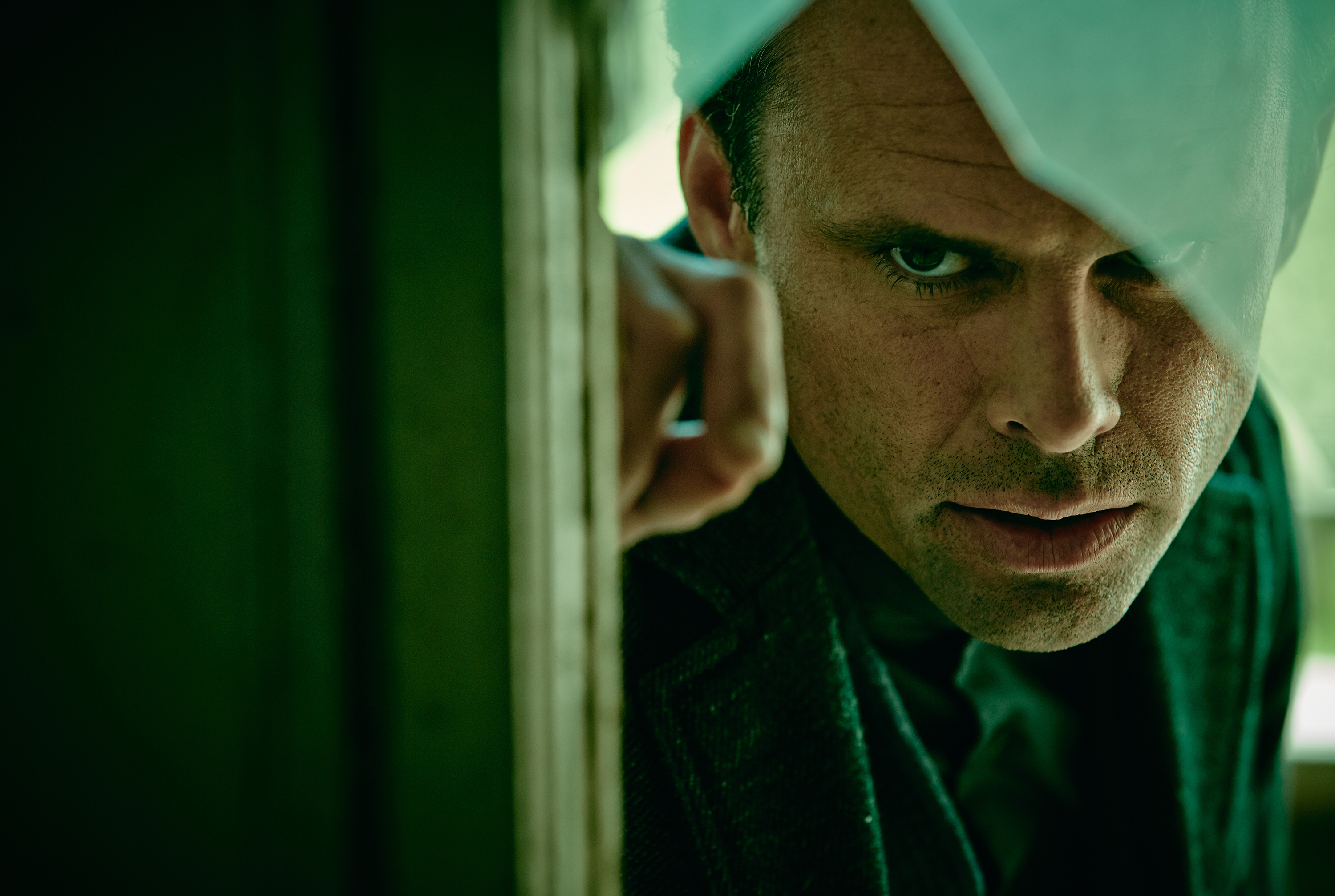 JUSTIFIED -- Pictured: Walton Goggins as Boyd Crowder. CR: James Minchin/FX.