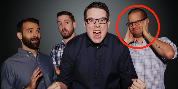 Kinda Funny co-founder Colin Moriarty Quits After Sexist Tweet