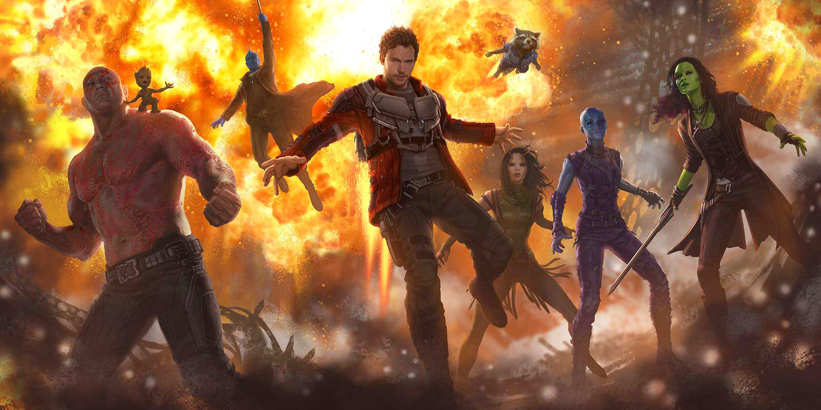 James Gunn Will Write, Direct Guardians of the Galaxy Vol. 3
