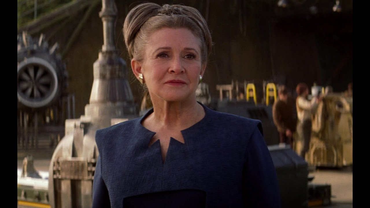 Oscar Isaac Reveals How Episode IX Handles Leia Organa