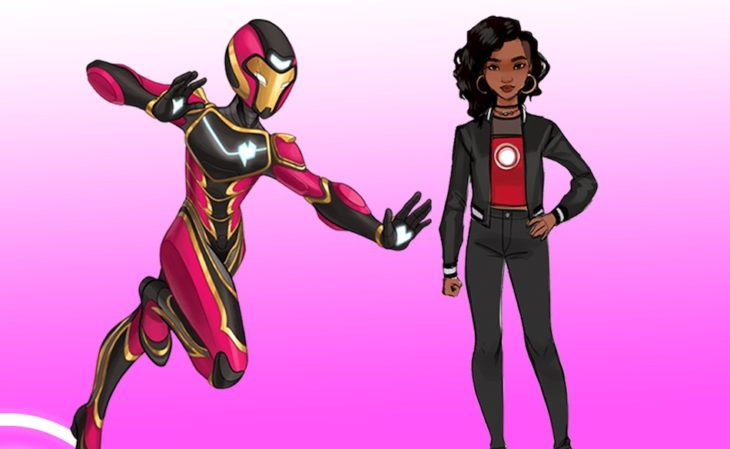 New animated specials include Marvel Rising: Chasing Ghosts and Marvel Rising: Heart of Iron