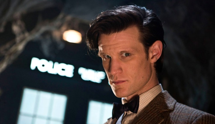 Geek worlds collide! Doctor Who's Matt Smith joins Star Wars: Episode IX