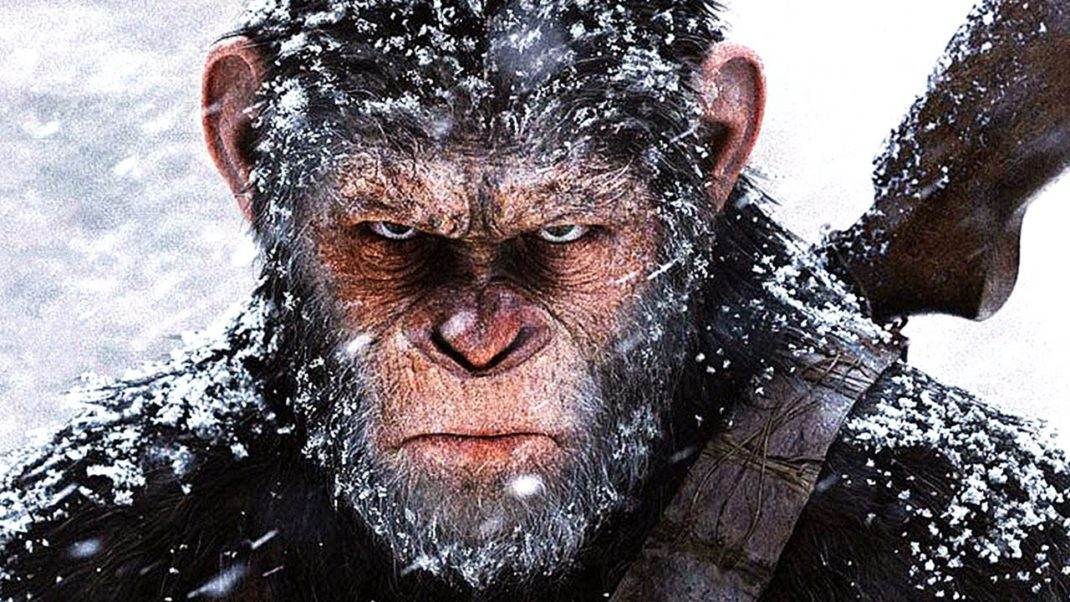 All Out War in New 'War for the Planet of the Apes' Trailer