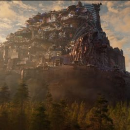 It is the survival of the fastest in new Mortal Engines featurette