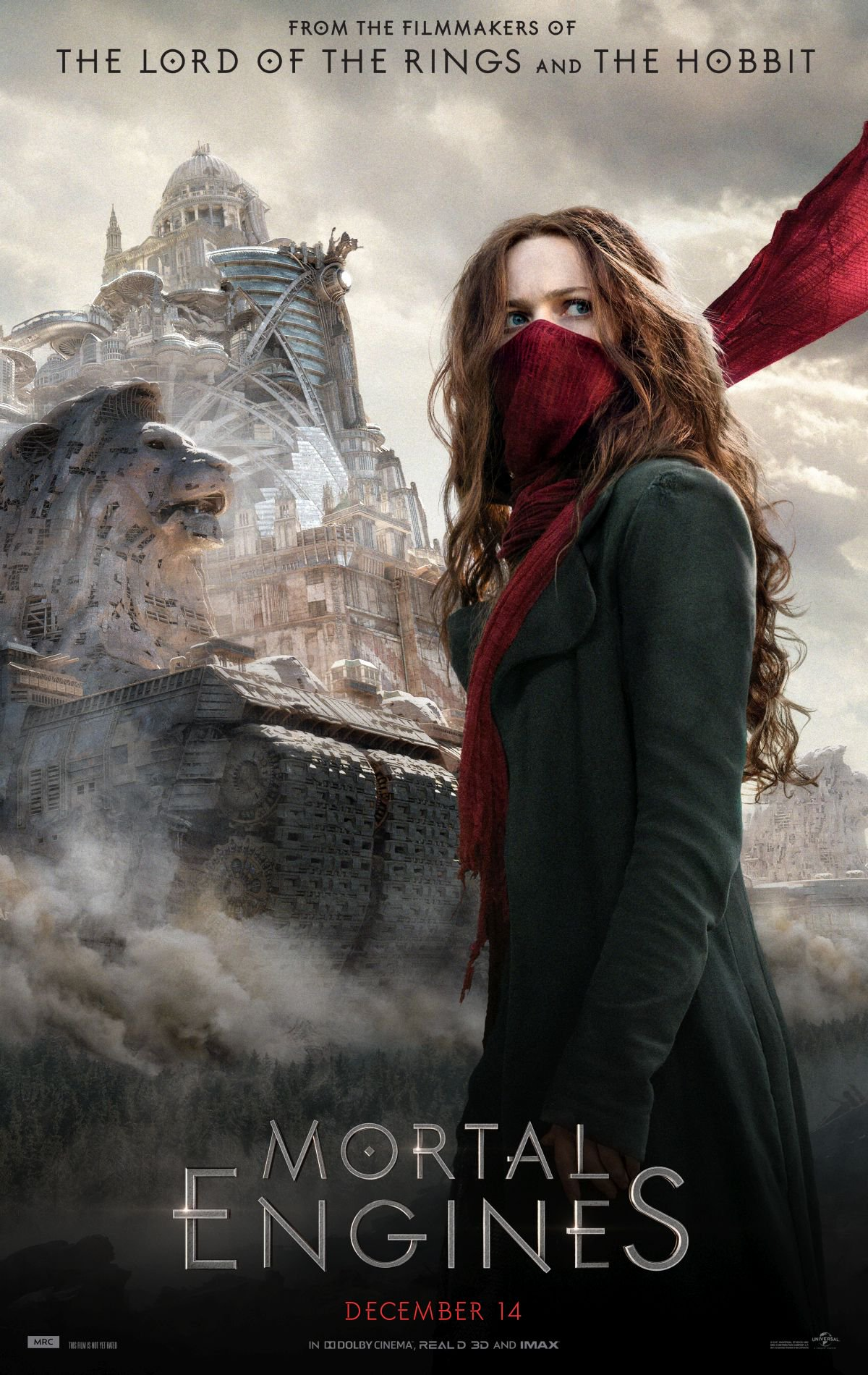Mortal Engines: It's the beginning of a new saga
