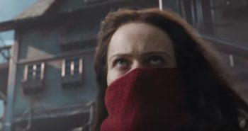 Check out a new featurette introducing the character of Hester Shaw in Mortal Engines