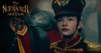Unlock Your Imagination in New The Nutcracker and the Four Realms Clip