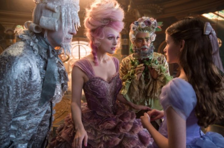 Check out a new music video and featurette for Disney's Nutcracker and the Four Realms
